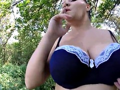 busty roses juggs fondled