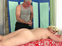 chubby girl miranda kelly palpate with payola with an increment of toys
