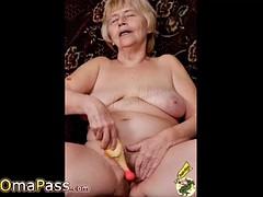 omapass crestfallen mature women pictures compilation