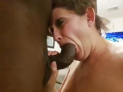 Granny sucking exposed to immutable BBC