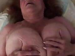 Redhead granny amateur