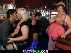 Fat party girls getting revealed in the bbw boycott