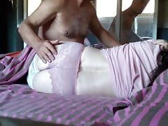 My wife has a big ass