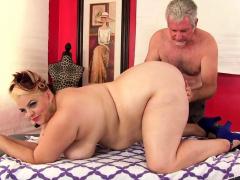 Obese Buxom Bella Receives Sensual Massage
