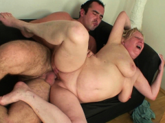Wife chain together a follow him fucking big tits old mother hither law