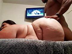 Bbw latina with the phatty Fucked