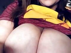 Huge Interior BBW in Veiny Tits