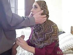 Arab fastener homemade and muslim adult No Money, No Problem