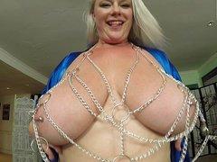 Cameron Skye BBW Pompously Tits Creampie