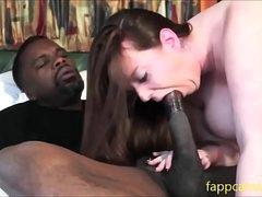 175-chubby  bbw slut sucking big black cock