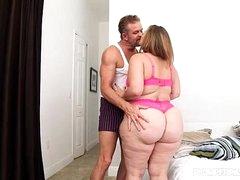 Obese Loot BBW Mazzaratie Monica Loves Will not hear of Parent Tony D