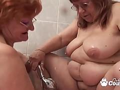 Granny BBW tube