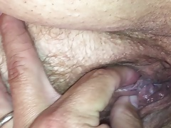 Close up pussy Rose