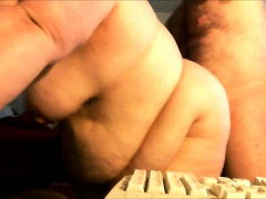 Horny Lonely Fatty from a Dating Site