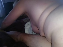 fucking me reverse cowgirl squeezing her big ass
