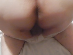 this is what hapend after sucking on hubby