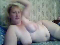 Blonde Chubby Babe Act Me Her Body In Cam
