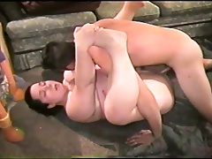 Hard dick chris loves Jenny's pussy RIP