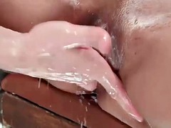 A few concurring pitch-black squirt compilation part 5