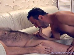 soft and rough cock sucker