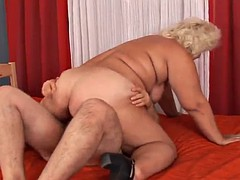 rough sex with the adult bbw blonde adriana